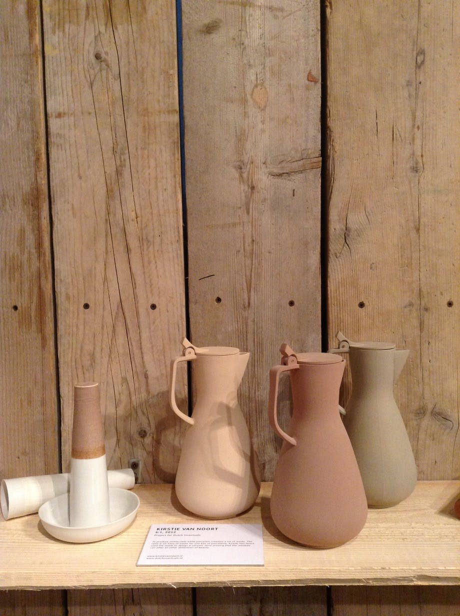 Matt keramikk