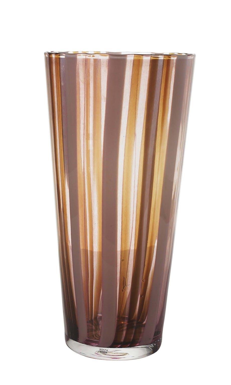 Stor elegant glassvase
