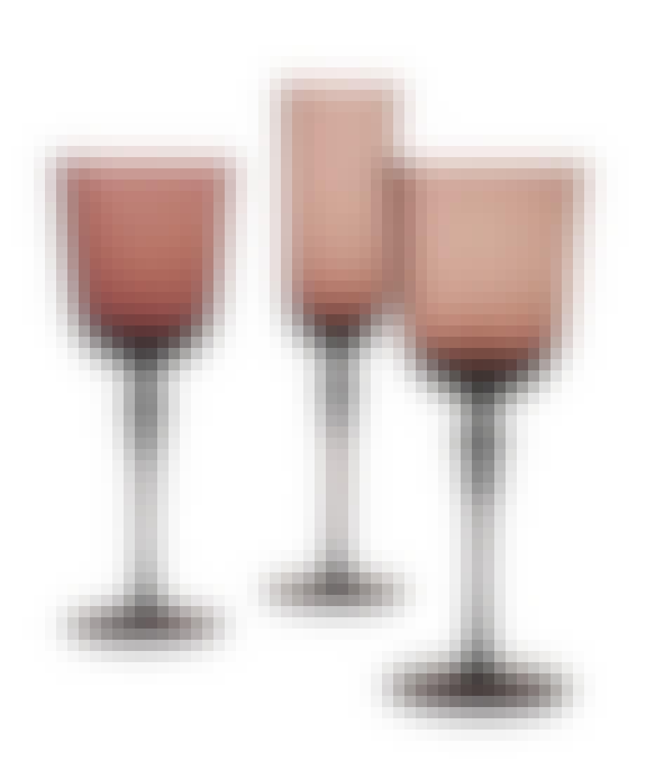 Rødvin + vinrøde glass = perfeksjon