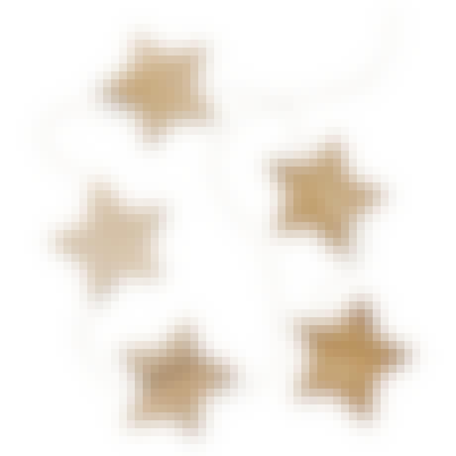 En lenke av stjerner