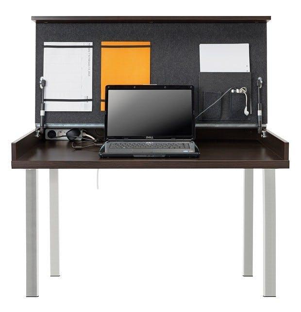 Smart skrivebord til stuen