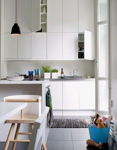 Vær smart når du bygger kjøkken