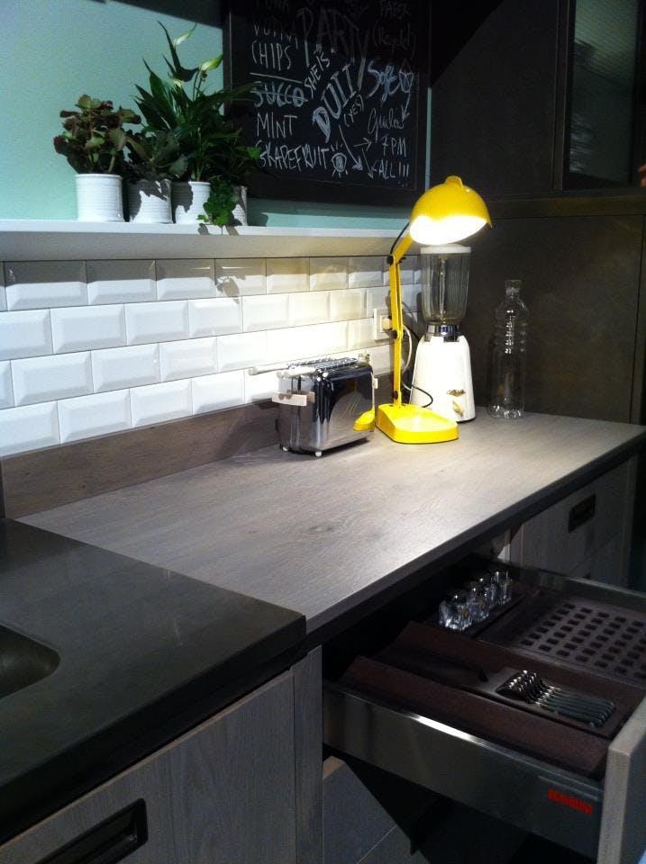 Kjøkken fra Diesel