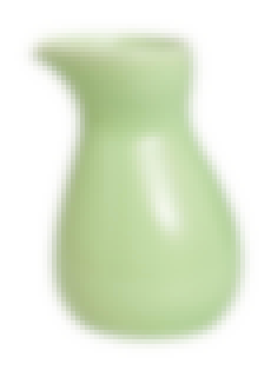 Grønt på spisebordet