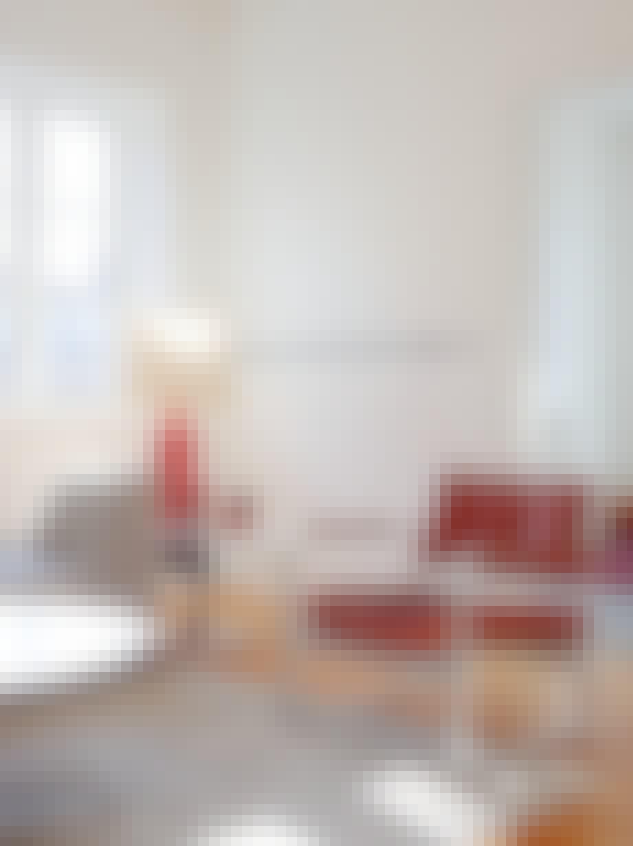 Stilmiks i stuen