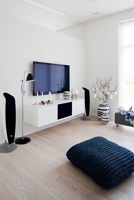 Riktig plassering av TV
