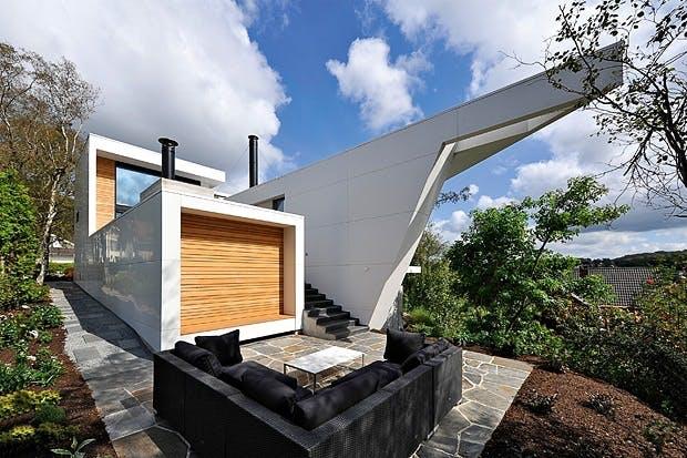 Arkitekttegnet drømmehus