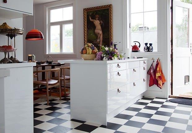# 10 Se hjemmet til paret bak lauritz.com