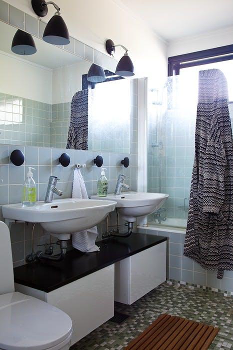 Enkel oppgradering av badet