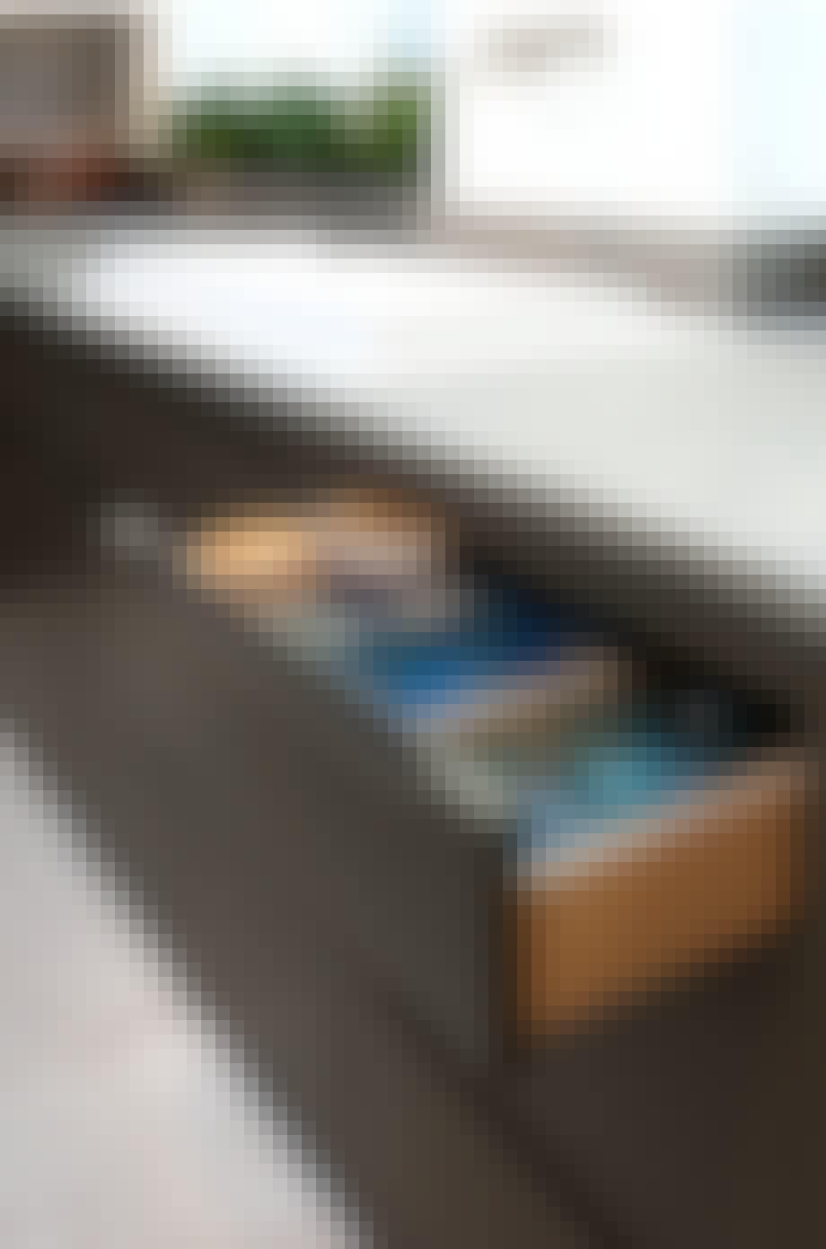 Kjøkkenskuffer uten håndtak