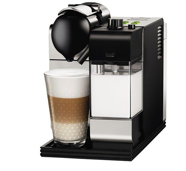 Nett Nespresso-maskin