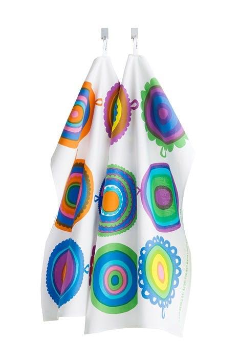 Marimekko kjøkkenhåndklær
