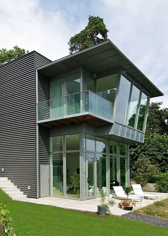 Bygde drømmehuset
