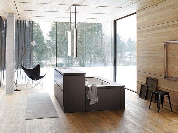 Frittstående baderomsmøbler