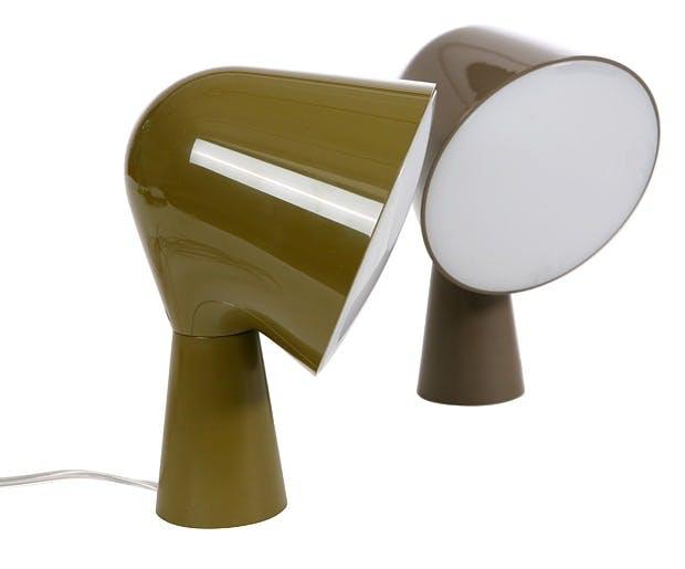 Futuristisk lampe