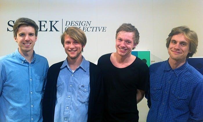 Designere i startgropen