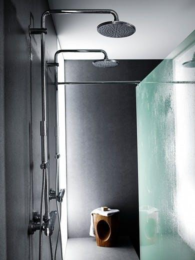 Smart dusjvegg