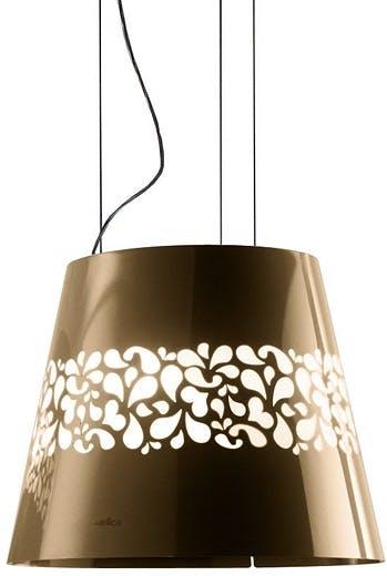Kjøkkenvifte forkledd som lampe