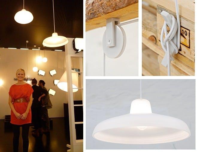 Vakkert, norsk lampedesign