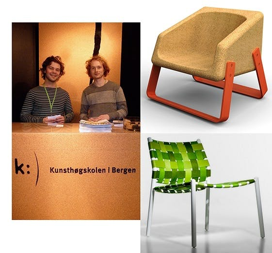 Designspirer fra KhiB