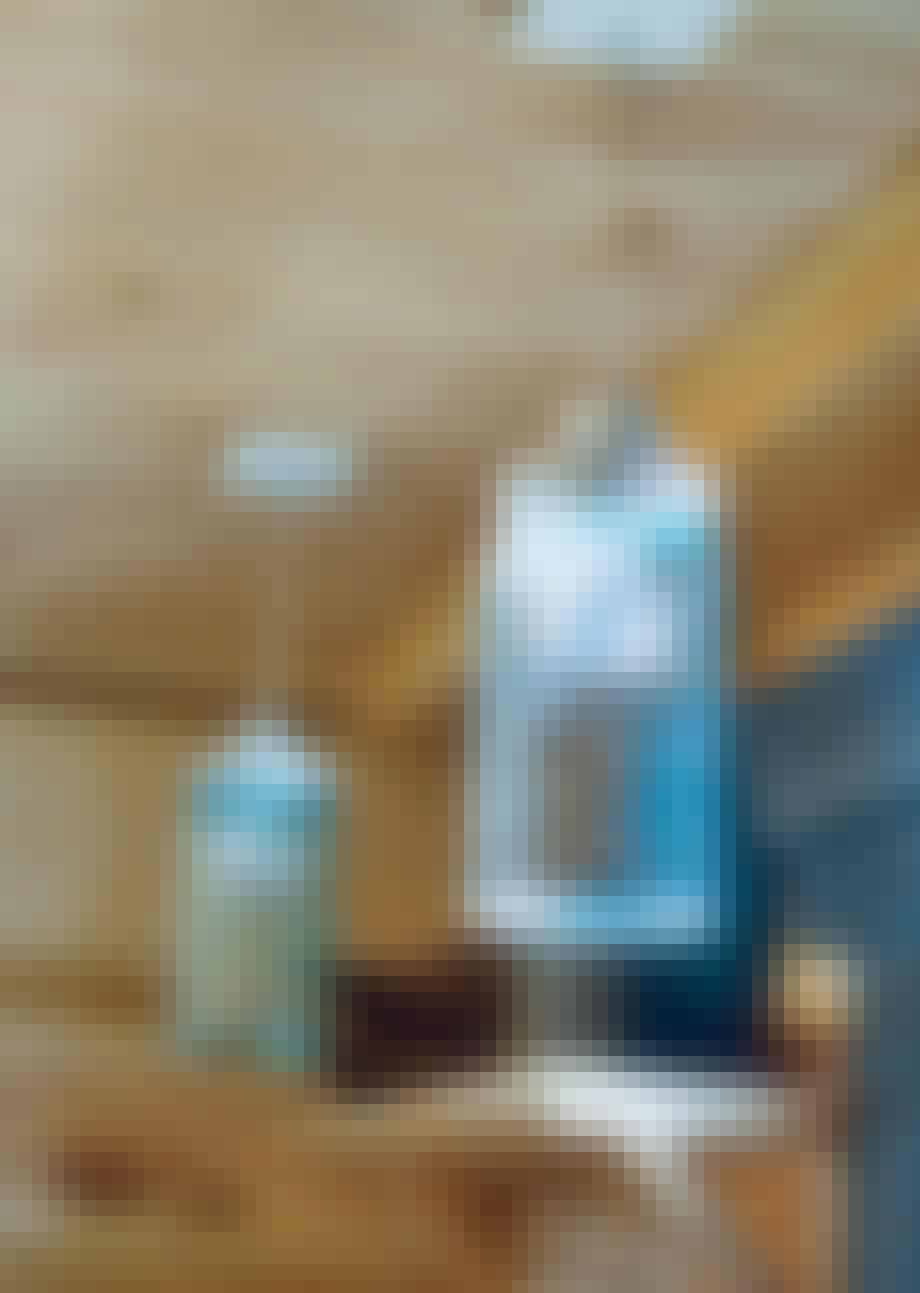 Lamper av norgesglass