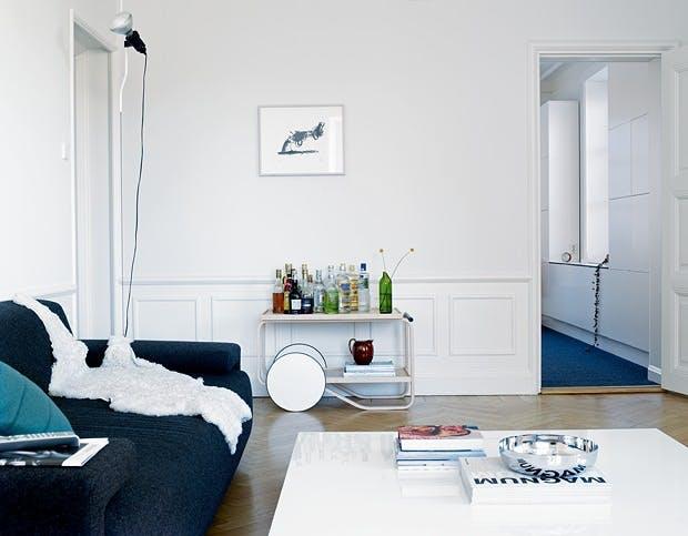Lure løsninger med interiørarkitekt