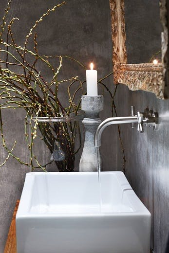 Zen på badet