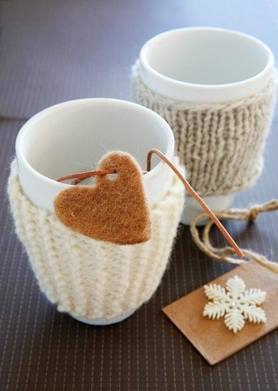 Gaver med strikk