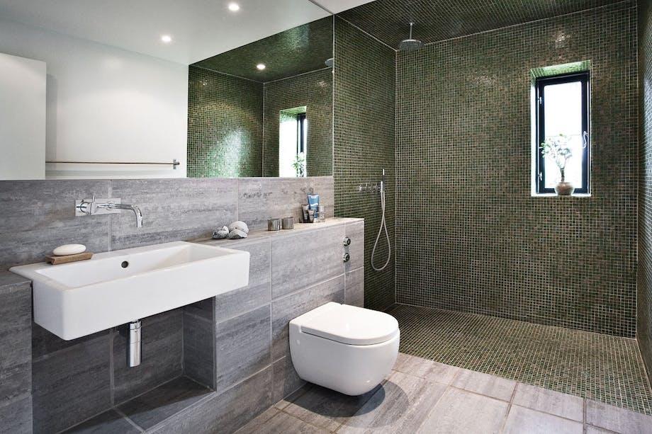 Ga plass til stort bad