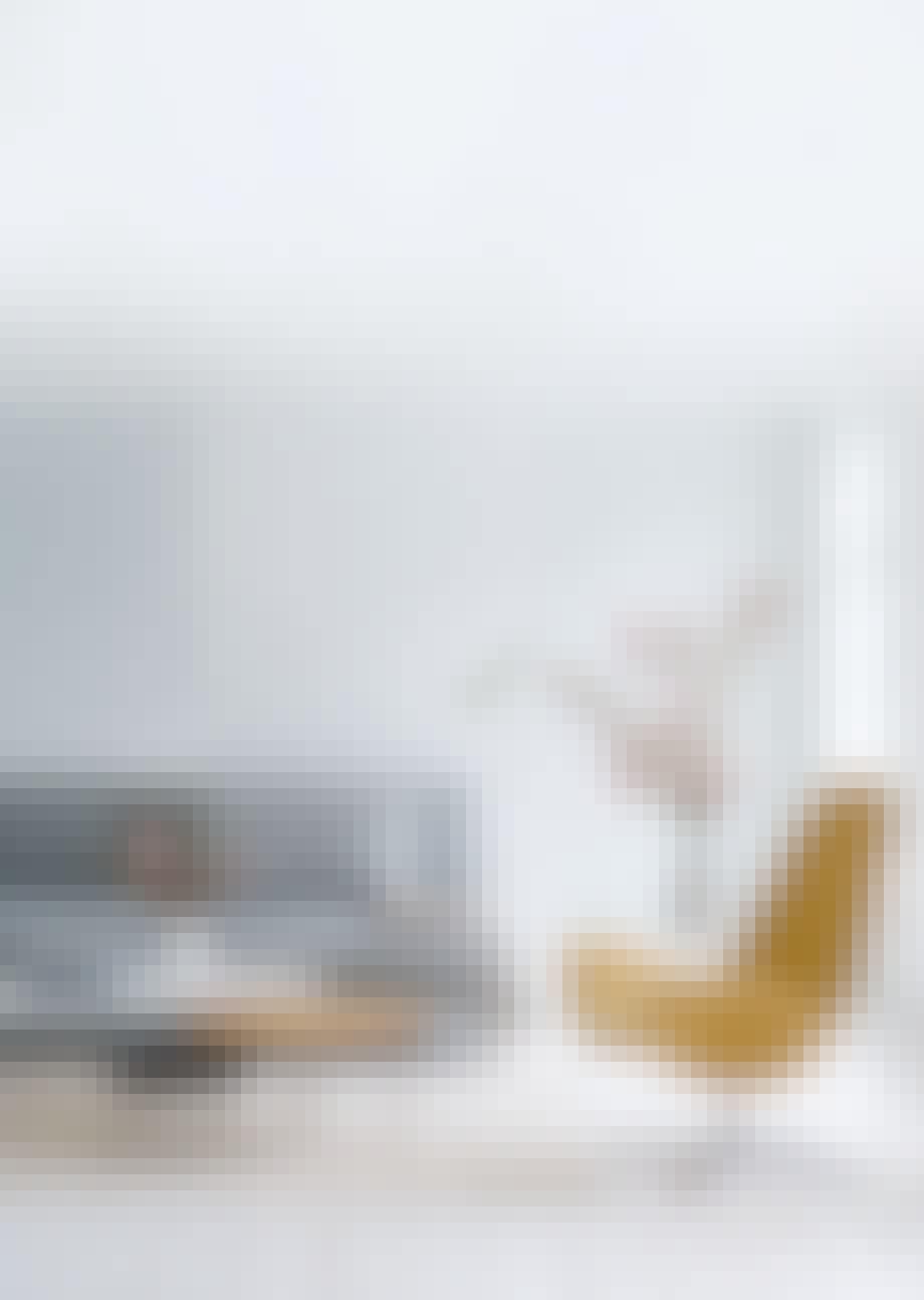 Sofa, Plano, designet av Jens Juul Eilersen,