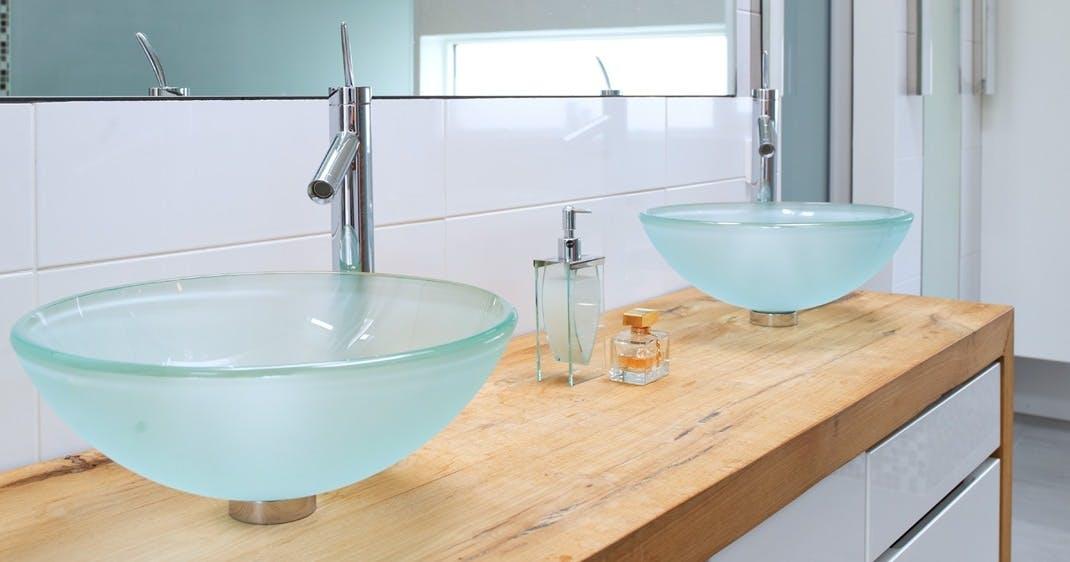 Frostet håndvask