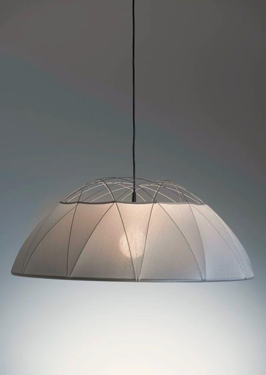 Stofflig lampe