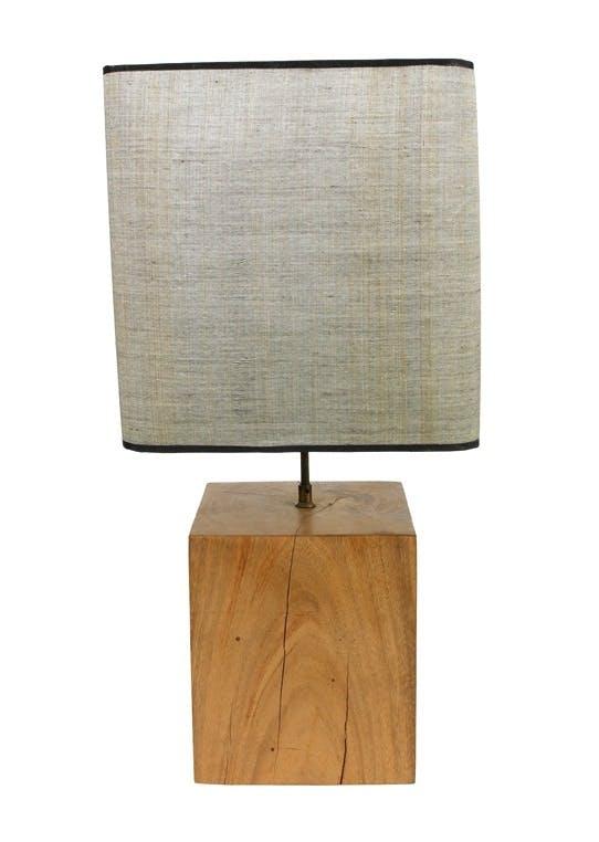 Bordlampe med