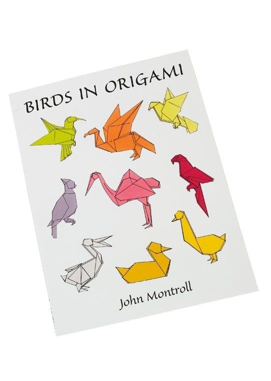 Origamibok til inspirasjon,