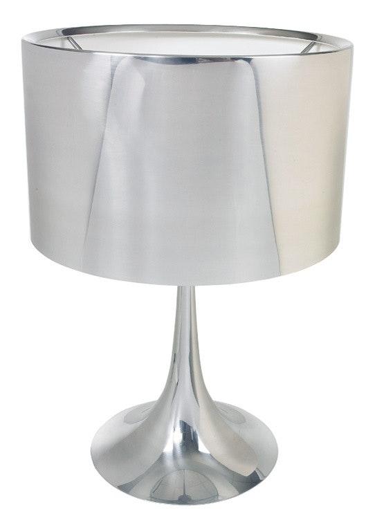 Lampe i polert