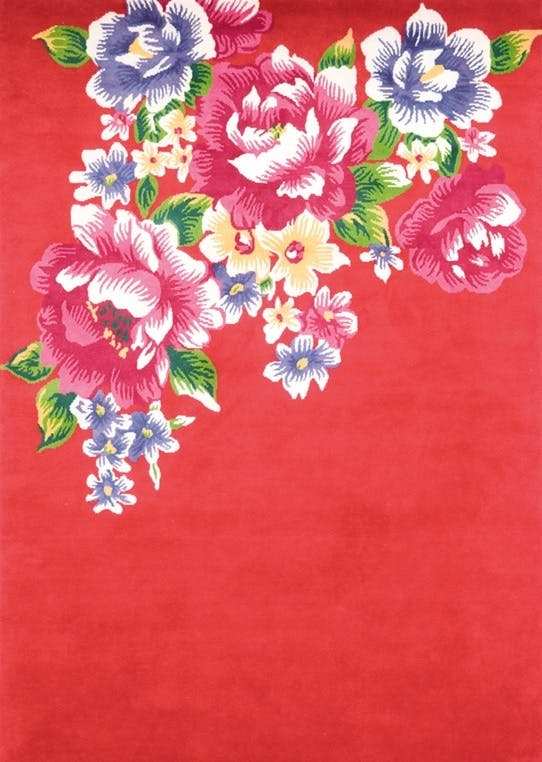 I full blomst.