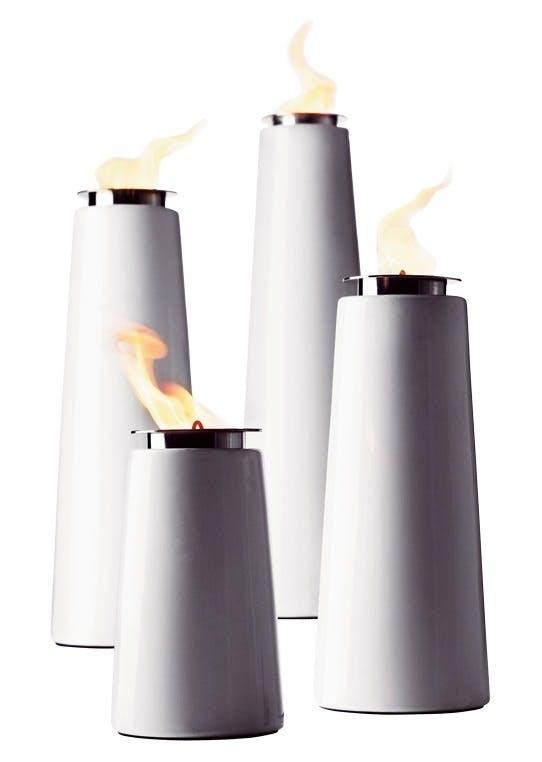 Oljelamper designet av