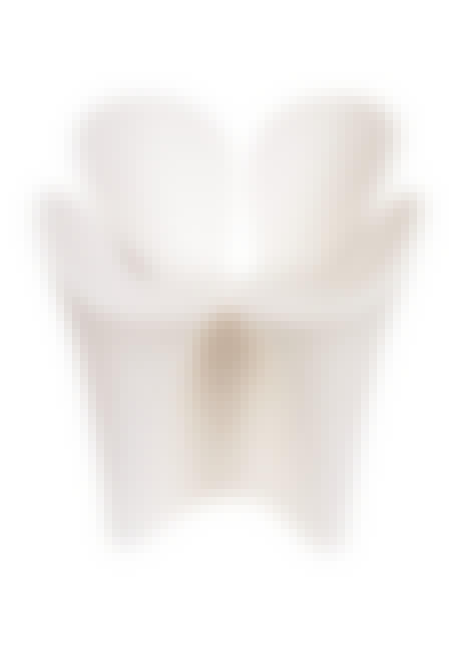 Hvit stol i