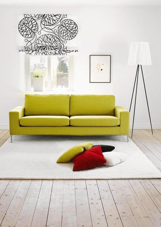 Designet av Carl-Henrik Spak
