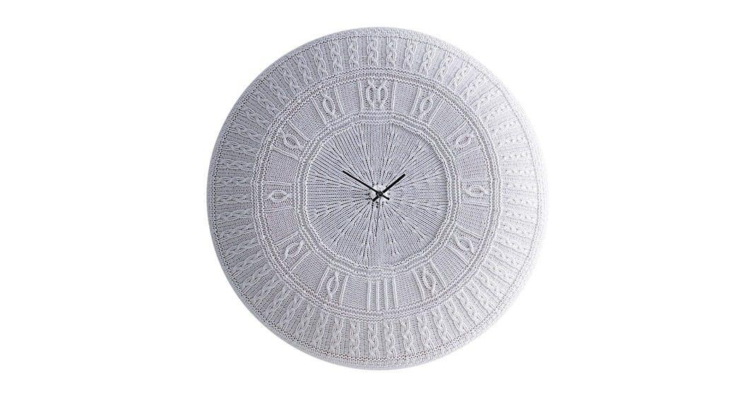 Polstret klokke