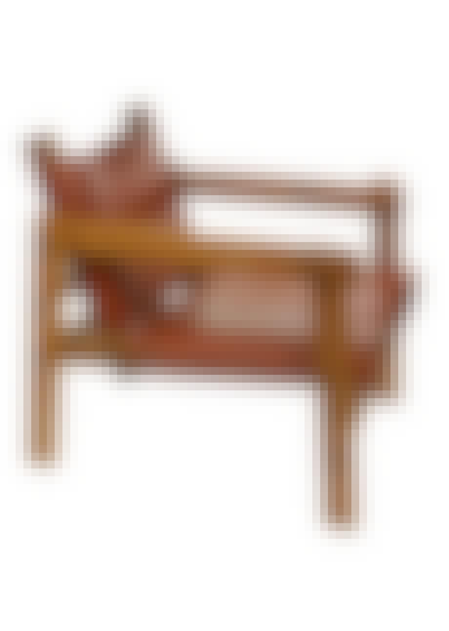 Spansk skinnstol