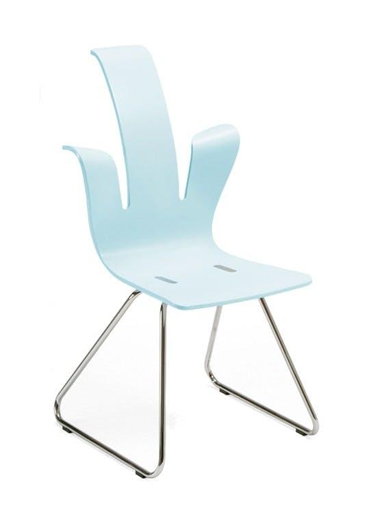 Peter Opsviks nye stol Penguin