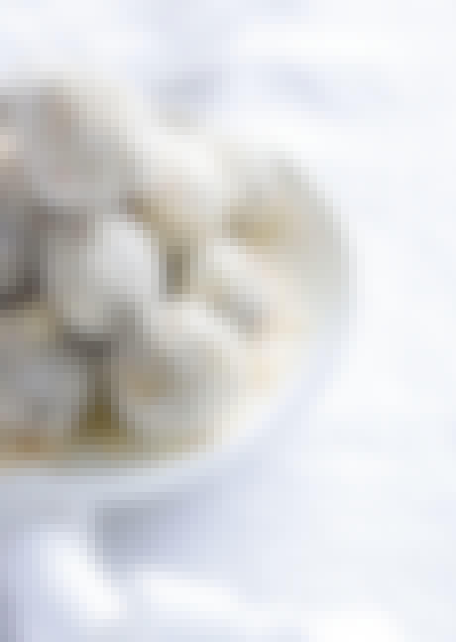 Marsipankuler i popkornstøv
