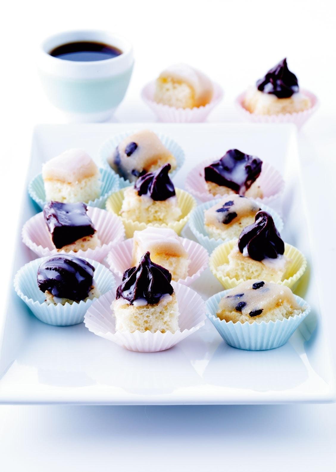 Petit fours, søte småkaker