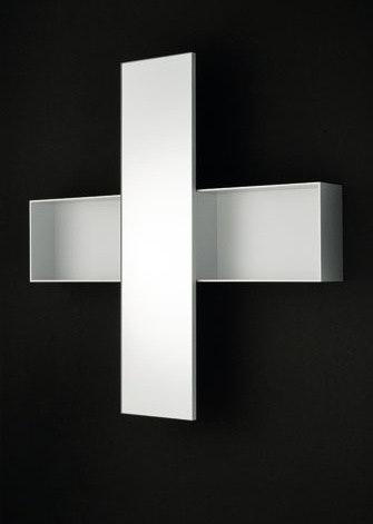 Pluss-minus-speilskapet fra Boffi