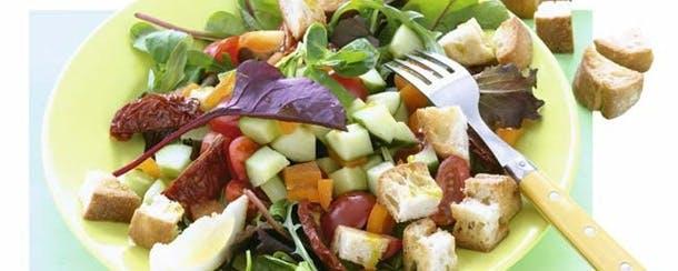 Gazpacho som salat