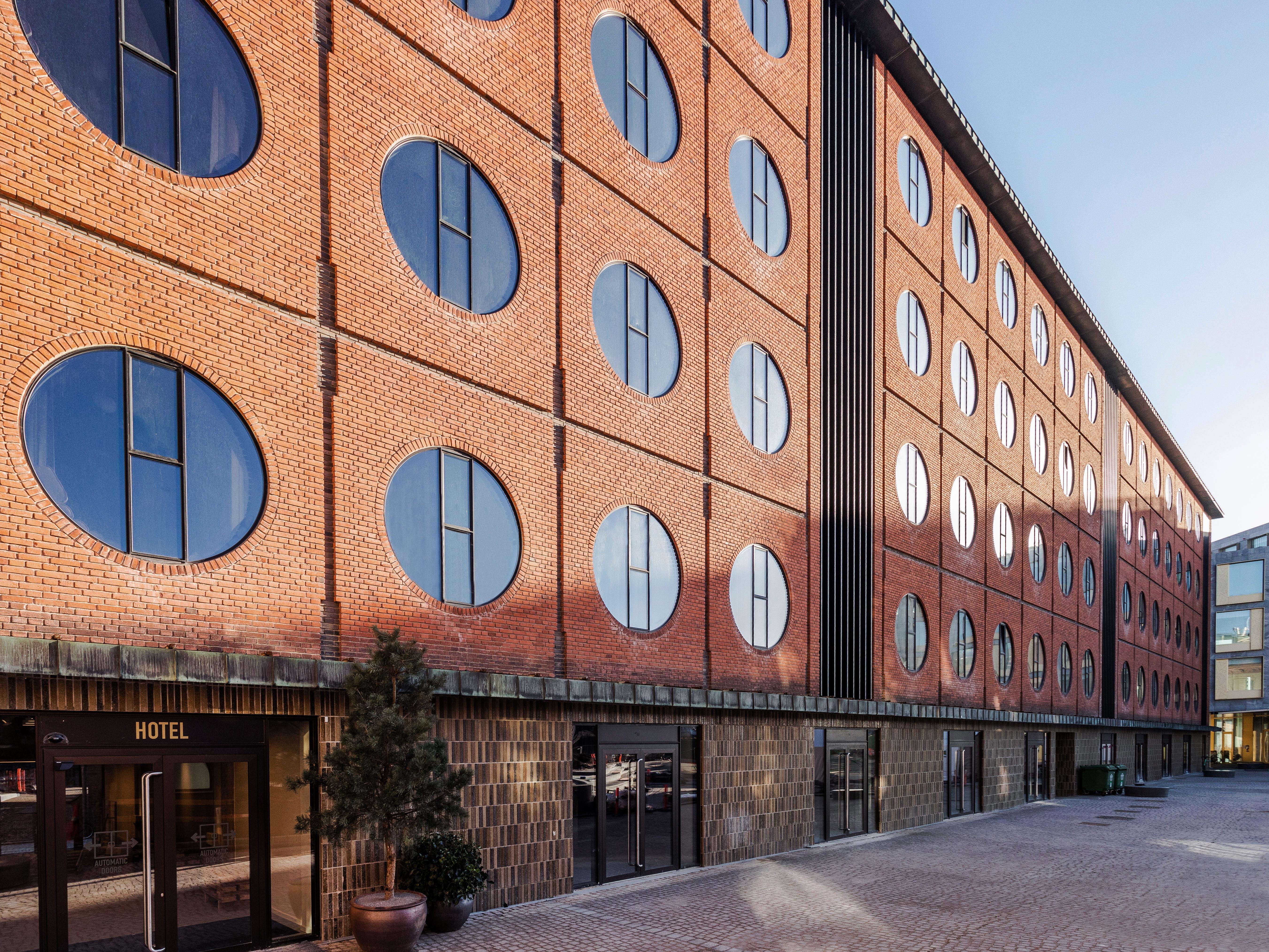Carlsbergbyens nye hotel er en hyldest til det gamle