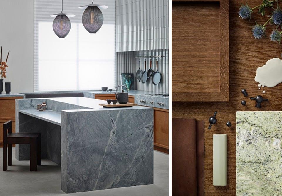 Tør du skifte ut det tradisjonelle hvite kjøkkenet?