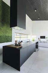 Køkken i sort