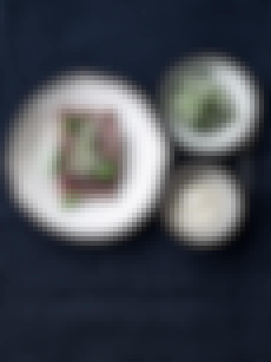 lynstegt tun med wasabimayo